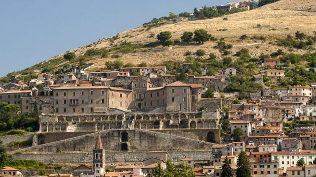 Visita la provincia romana